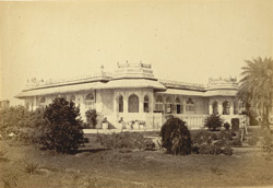 Bara-duree of Kaiser Bagh [Lucknow].